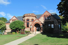 Bill Memorial Library, Groton, Connecticut