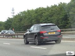 Audi SQ5 TDI - England
