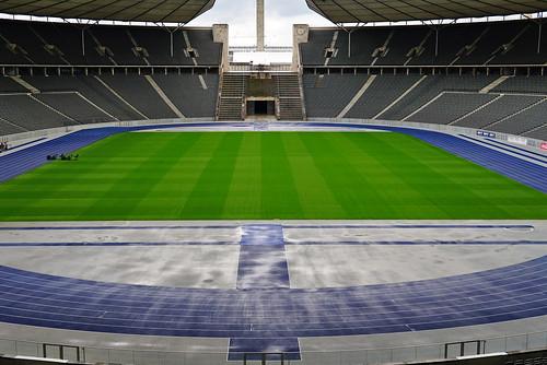 Olympic field