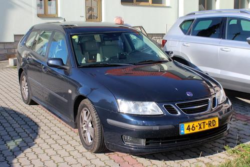 2007 Saab 9-3 Estate