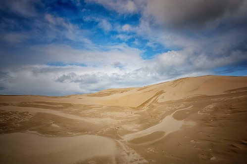 Sand Dunes Anna Bay