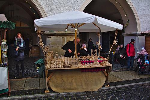 Christmas Market Knick-knacks