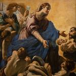 Vision de saint François, Orazio Borgianni, Galerie nationale d'Art ancien, Palais Barberini, Rome - https://www.flickr.com/people/29248605@N07/