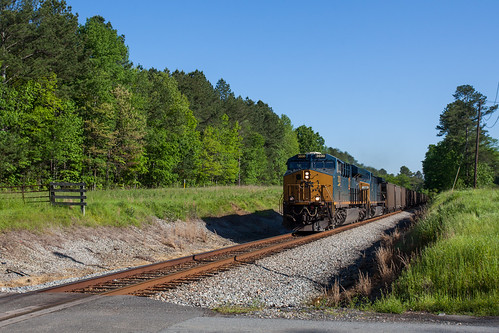 CSX T700-28 at Ranger