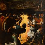 Les Martyrs chrétiens, Orazio Borgianni, Galerie nationale d'Art ancien, Palais Barberini, Rome - https://www.flickr.com/people/29248605@N07/