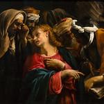 Le Christ parmi les docteurs, Orazio Borgianni - https://www.flickr.com/people/29248605@N07/