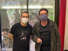 Emmanuel Bourdier et Hubert Ben Kemoun