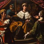 Le Jugement de Salomon, Antiveduto Gramatica, Galerie nationale d'Art ancien, Palais Barberini, Rome - https://www.flickr.com/people/29248605@N07/
