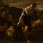 David avec la tête de Goliath, Giovanni Lanfranco, Galerie nationale d'Art ancien, Palais Barberini, Rome - https://www.flickr.com/people/29248605@N07/