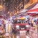 Night at Chun Yeung Street Market, Hong Kong
