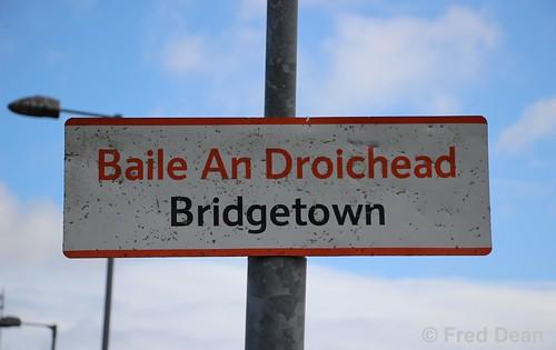 Bridgetown Station.