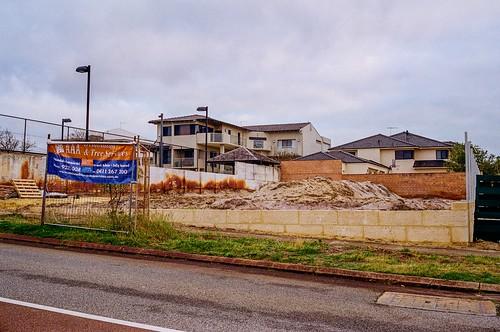 Konica Hexar AF, Lomo 100, Home, Mums, Local, October 2020