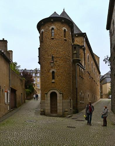 Saint-Malo / Rues des Frères Cotteret et du Collège