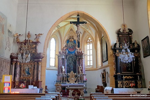 Ramsau am Dachstein - St. Rupert am Kulm