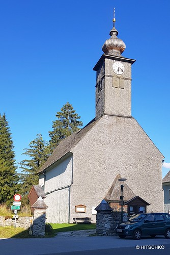 Ramsau am Dachstein - St. Rupert am Kulm römisch-katholische Pfarrkirche