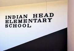 Indian Head Elementary School Kerning