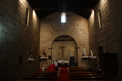 Igreja do Mosteiro de São Salvador de Freixo, Amarante