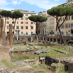 The Sacred Area Of Largo Argentina In Rome, Italy August 2020 - https://www.flickr.com/people/79112365@N06/