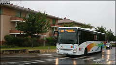 Iveco Bus Crossway – RDT 31 (Régie départementale de Transport de la Haute-Garonne) / liO (ex – Arc-en-Ciel) n°6601 - Photo of Bretx