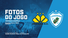 11-10-2020: Criciúma x Londrina