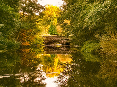 Little bridge, Swinfen and Packington, Lichfield District, England