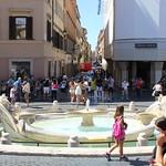 Spanish Steps, Rome, Italy (28/08/20) - https://www.flickr.com/people/79112365@N06/