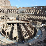 Colosseum VIP Tour Of Lower Levels & Underneath, Rome, Italy - https://www.flickr.com/people/79112365@N06/