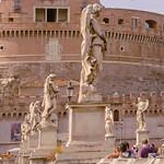 Ponte Sant'Angelo - https://www.flickr.com/people/189199664@N08/
