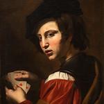 Joueur de cartes, Bartolomeo Mendozzi, Galerie nationale d'Art ancien, Rome - https://www.flickr.com/people/29248605@N07/