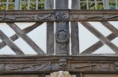 Aitre Saint Maclou, Rouen