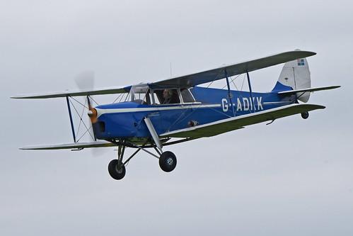 de Havilland DH.87B Hornet Moth - G-ADKK (1935)