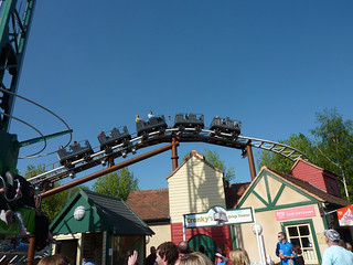 Photo 2 of 3 in the Troublesome Trucks Runaway Coaster gallery