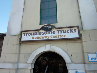 Photo 1 of 3 in the Troublesome Trucks Runaway Coaster gallery