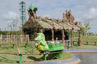 Photo 1 of 3 in the Crocodile Coaster gallery