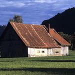 Aegeri barn   (MF Velvia 100, expired)