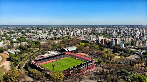 Parque Independencia - Rosario - Argentina - Octubre 2020