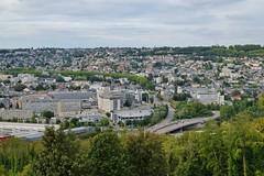 La Cote Saint Catherine, Rouen