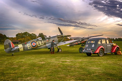 Shuttleworth Collection Night Shoot 2018