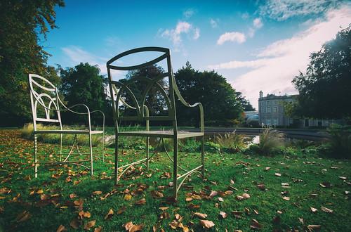 Farmleigh gardens