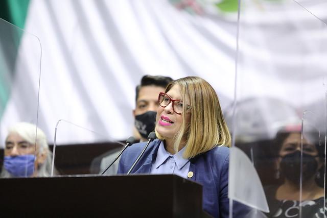13/10/2020 Tribuna Dip. Guillermina Alvarado