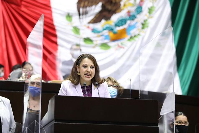 13/10/2020 Tribuna Dip. Claudia Pérez Rodríguez