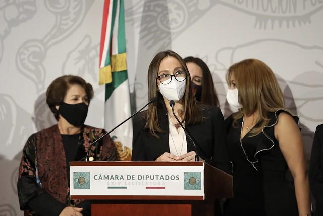 13/10/2020 Conferencia De Prensa Dip. Wendy Briceño