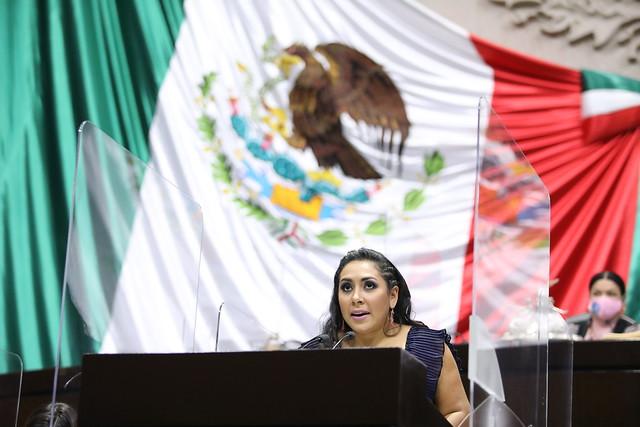 13/10/2020 Tribuna Dip. Ma. Del Carmen Bautista Peláez