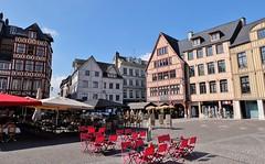 Rouen, Place Jeanne d' Arc