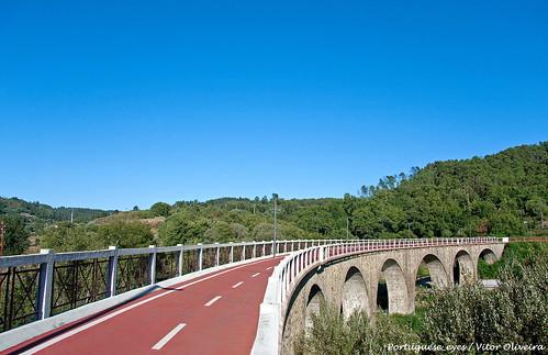 Antiga Ponte Ferroviária de Forno Ferreiro - Portugal 🇵🇹