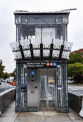New Elevators at Bedford Park Blvd B/D Subway Station