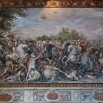 Fresque de Cavalier d'Arpin, Palais des Conservateurs, Musées du Capitole, Rome, 2020 - https://www.flickr.com/people/29248605@N07/