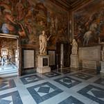 Palais des Conservateurs, Musées du Capitole, Rome, 2020 - https://www.flickr.com/people/29248605@N07/