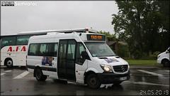 Mercedes-Benz Sprinter – Alcis Transport / Tisséo n°7022 - Photo of Menville
