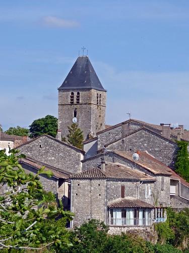 Église Saint-Jacques...Beauville